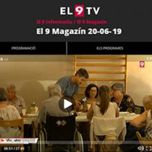 El Sant Joan de Vic sale en El9TV